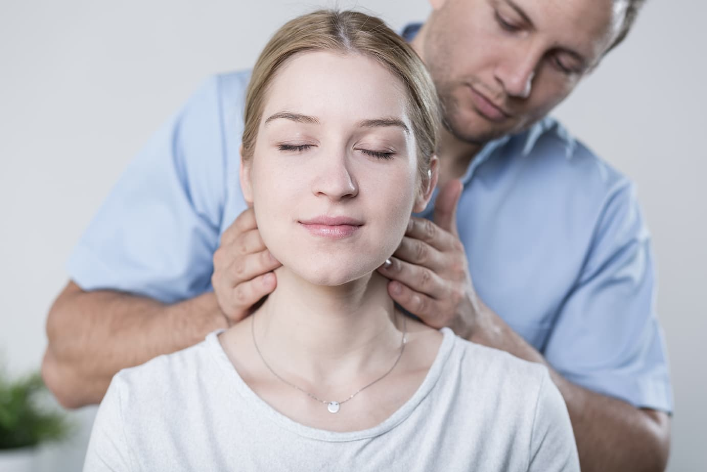 Chiropractic Doctor Adjustment